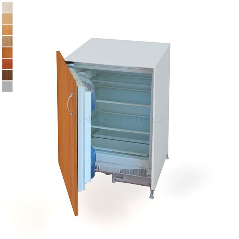 KUDD 90 CH L Kuchyň Hobis - Lednice + dveře levé