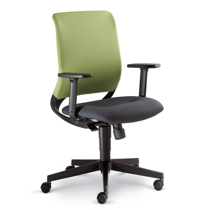 LD Seating Theo 260 SY BR 207 AK - Kancelářská židle