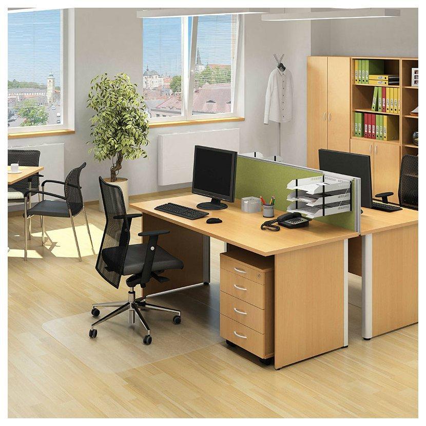 ALFA 100 Stůl Kancelářský 120 - 180 X 120