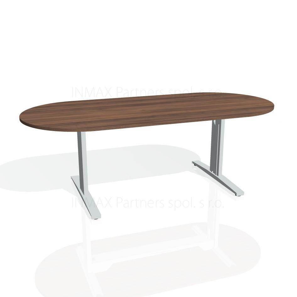 XJ3-220 Exner Exact - jednací stůl ovál