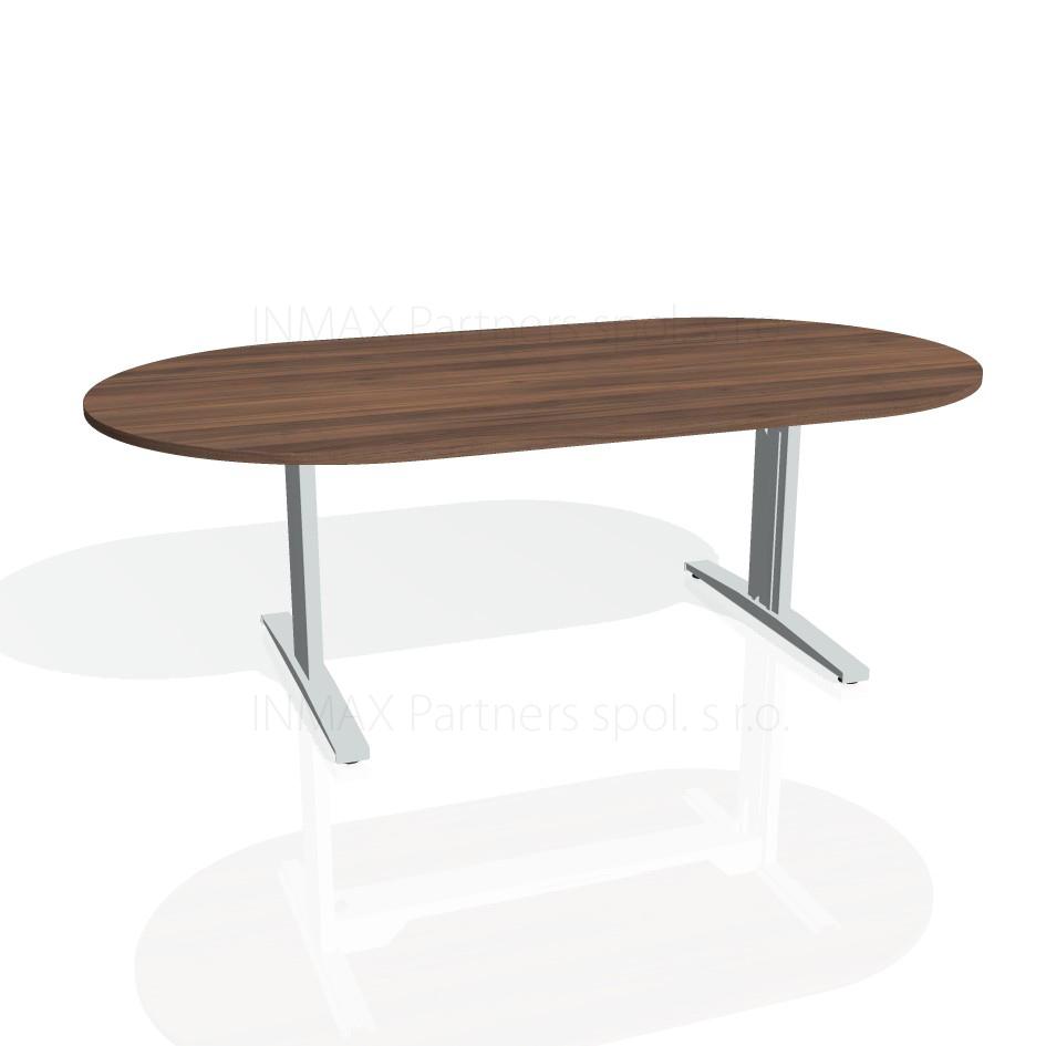 XJ4-220 Exner Exact - jednací stůl ovál