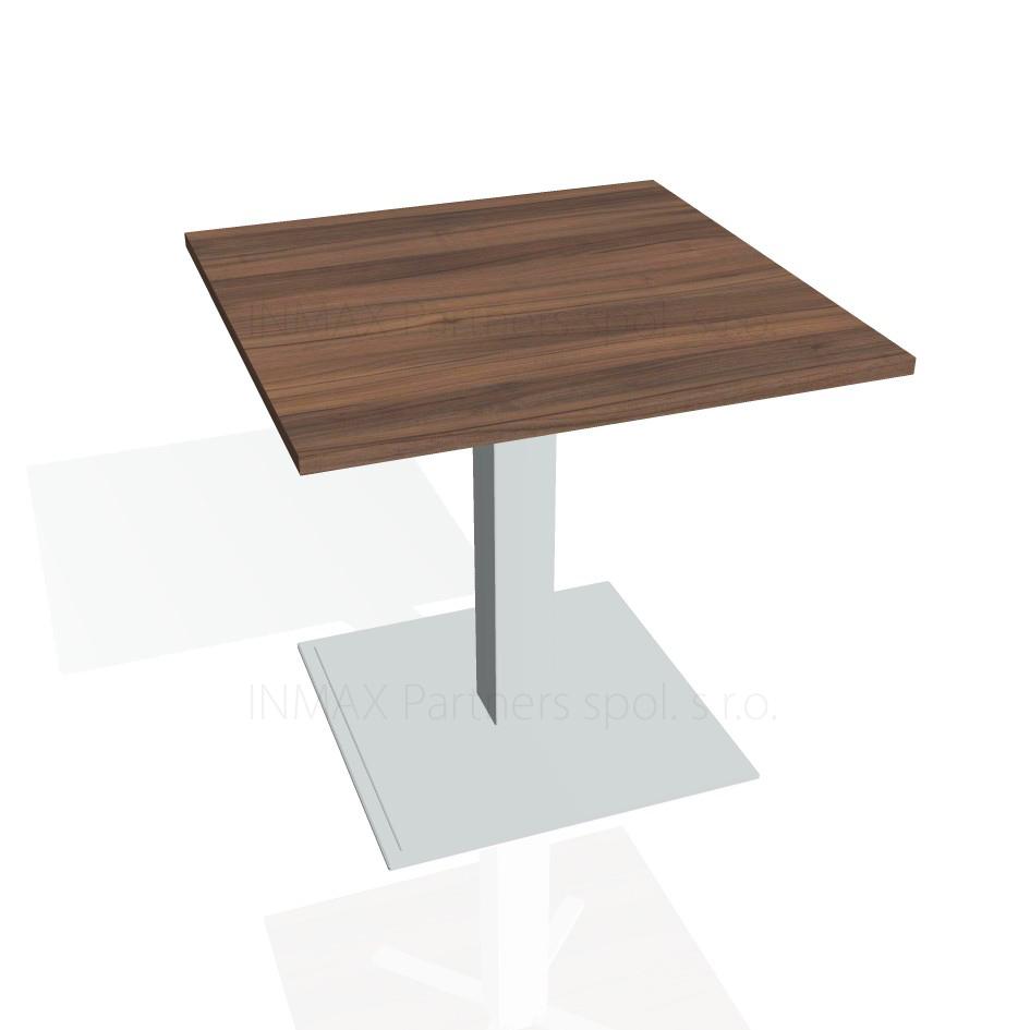 XJ6-80 Exner Exact - jednací stůl čtverec