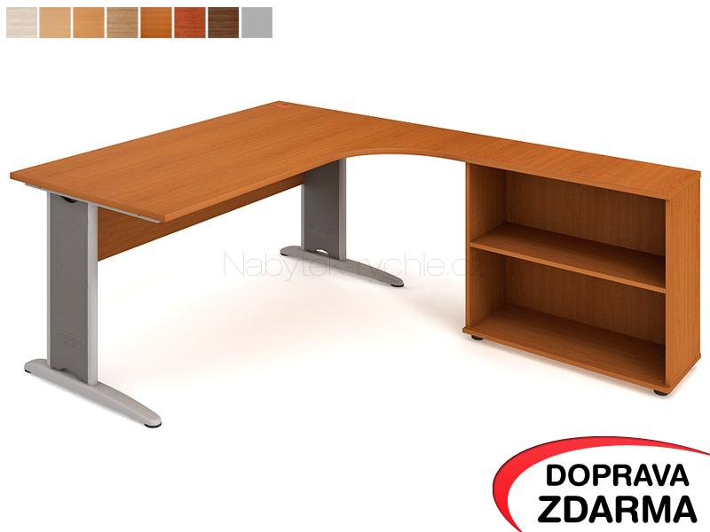 CE 1800 H L Hobis Cross - Stůl se skříňkou