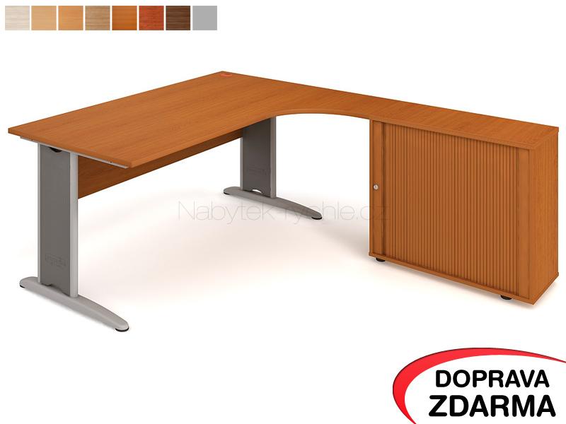 CE 1800 HR L Hobis Cross - Stůl se skříňkou
