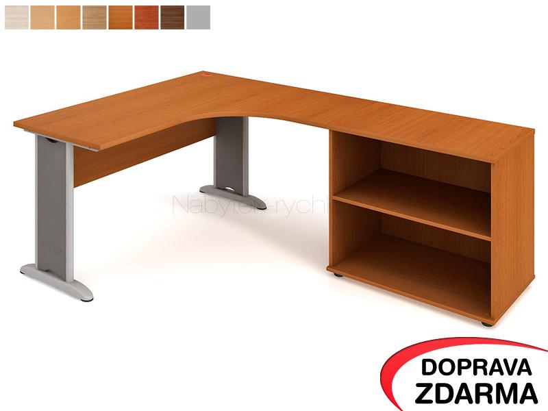 CE 60 H L Hobis Cross - Stůl se skříňkou