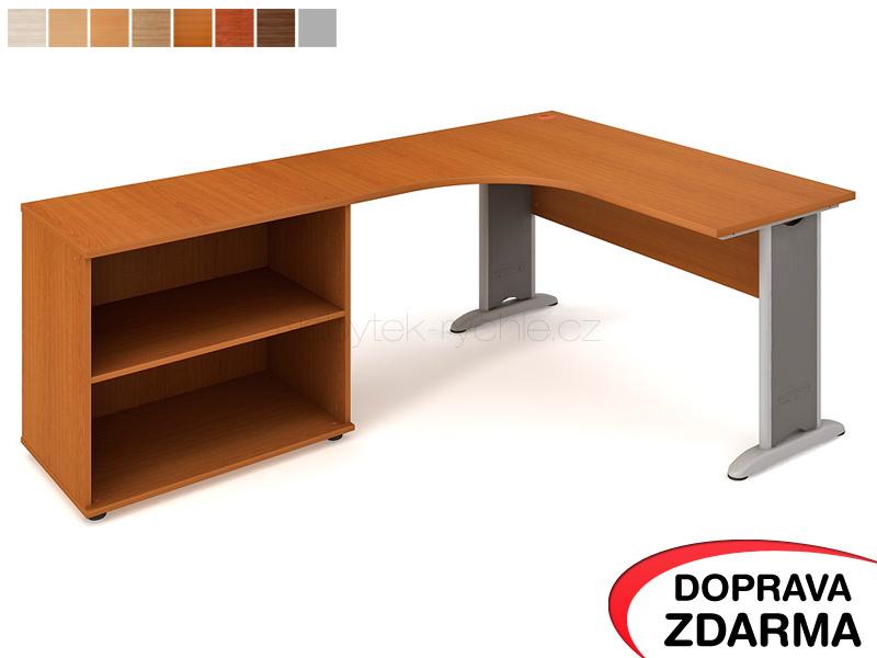 CE 60 H P Hobis Cross - Stůl se skříňkou