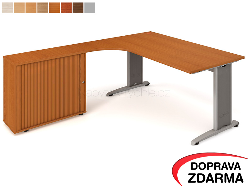 FE 1800 HR P Hobis Flex - Stůl se skříňkou