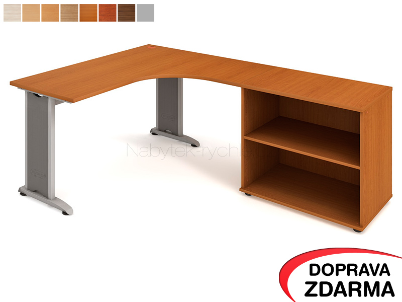 FE 60 H L Hobis Flex - Stůl se skříňkou