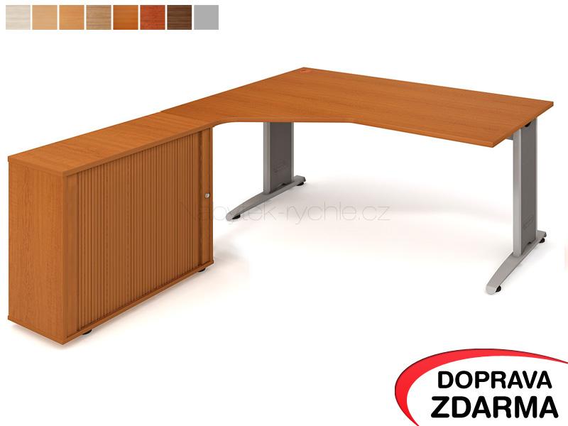 FEV 1800 HR P Hobis Flex - Stůl se skříňkou