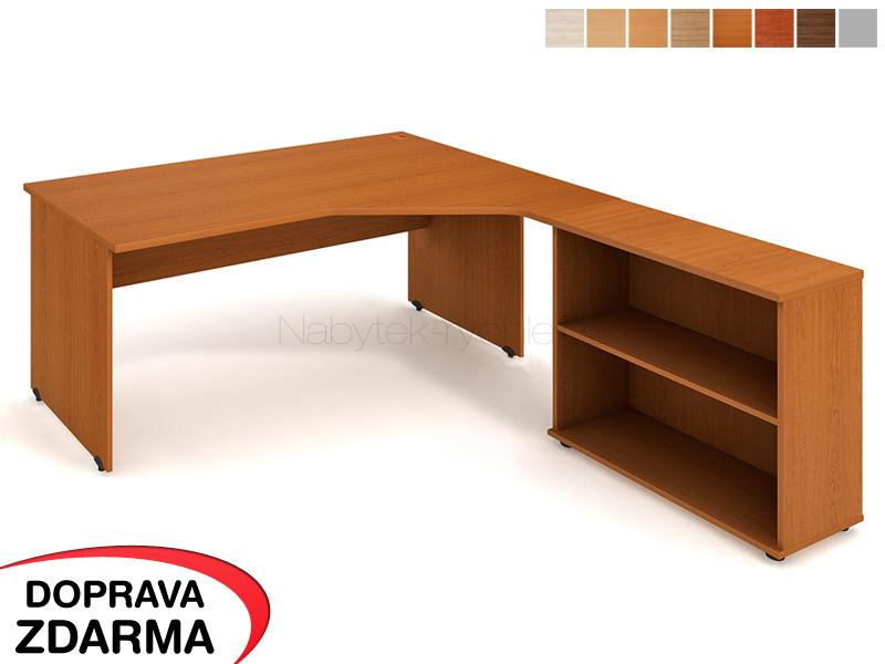 GEV 1800 H L Hobis Gate - Stůl se skříňkou