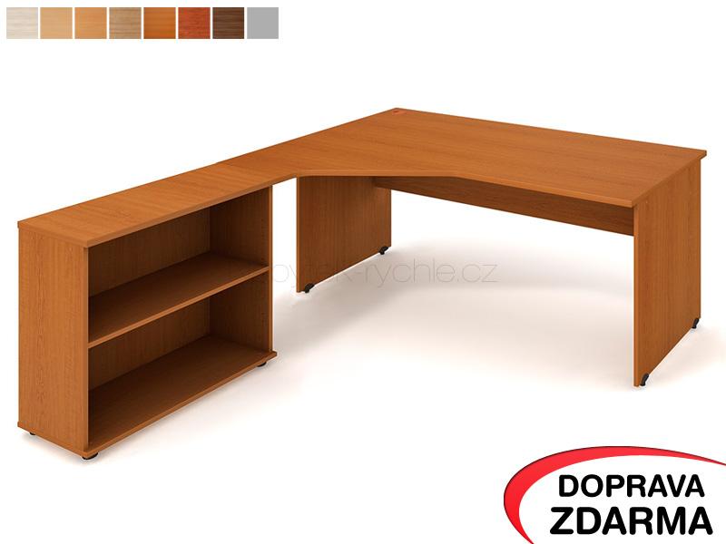 GEV 1800 H P Hobis Gate - Stůl se skříňkou