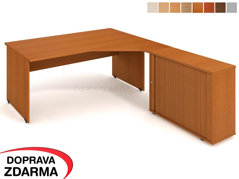 GEV 1800 HR L Hobis Gate - Stůl se skříňkou