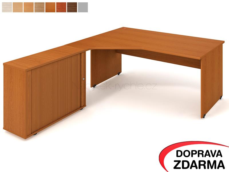 GEV 1800 HR P Hobis Gate - Stůl se skříňkou