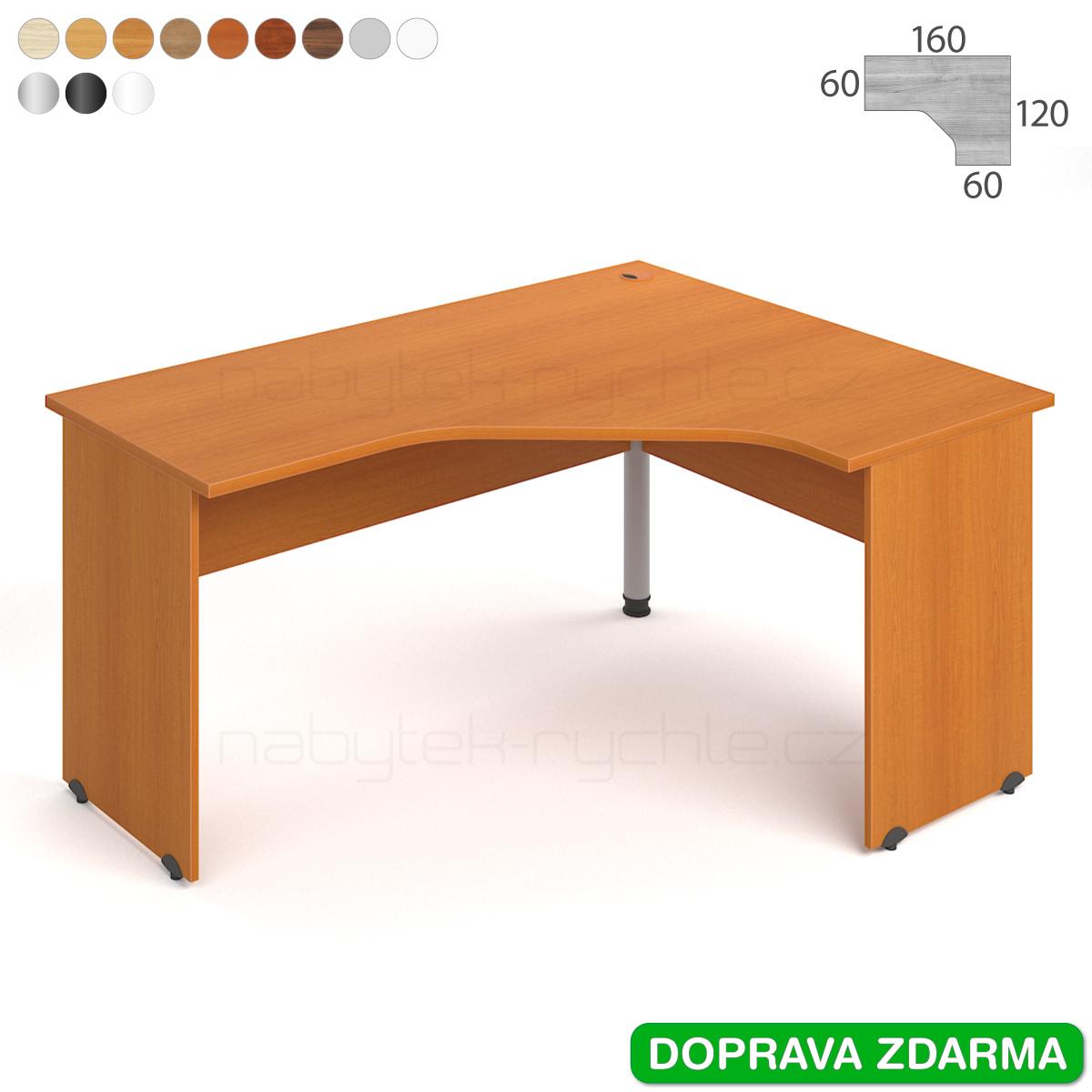 GEV 60 L Hobis Gate - Stůl 160 x 120
