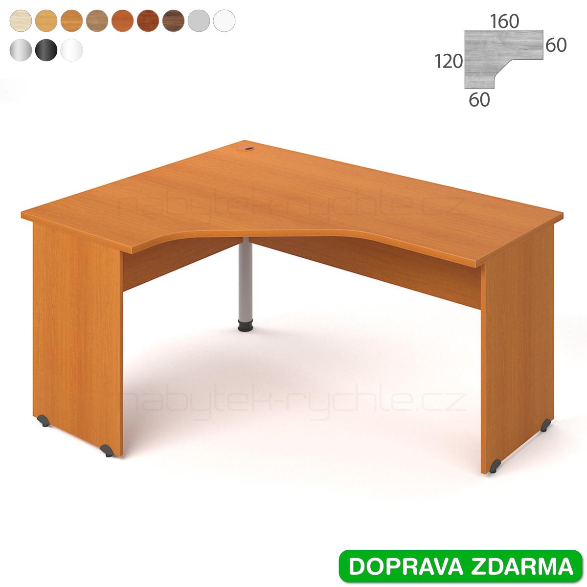 GEV 60 P Hobis Gate - Stůl 160 x 120