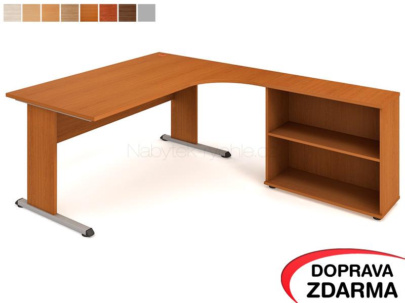 PE 1800 H L Hobis Proxy - Stůl se skříňkou