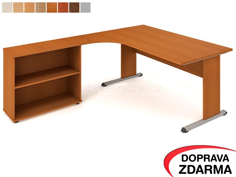 PE 1800 H P Hobis Proxy - Stůl se skříňkou