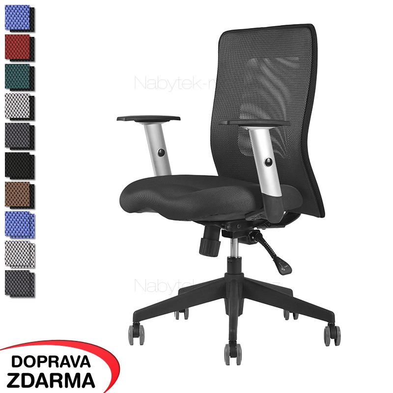 Židle Calypso Černá