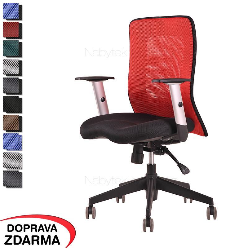 Židle Calypso Červená