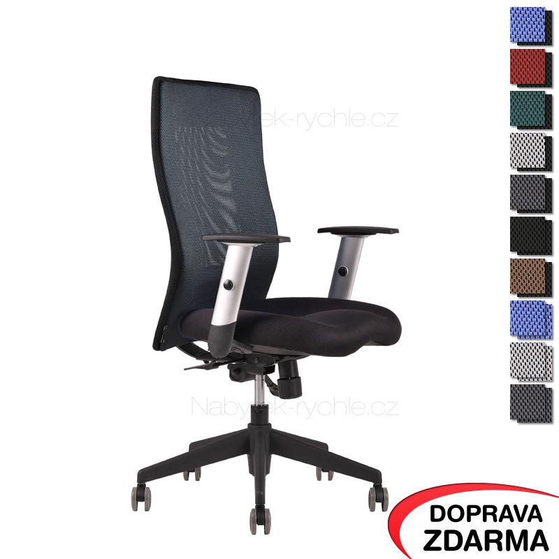 Židle Calypso Grand Černá