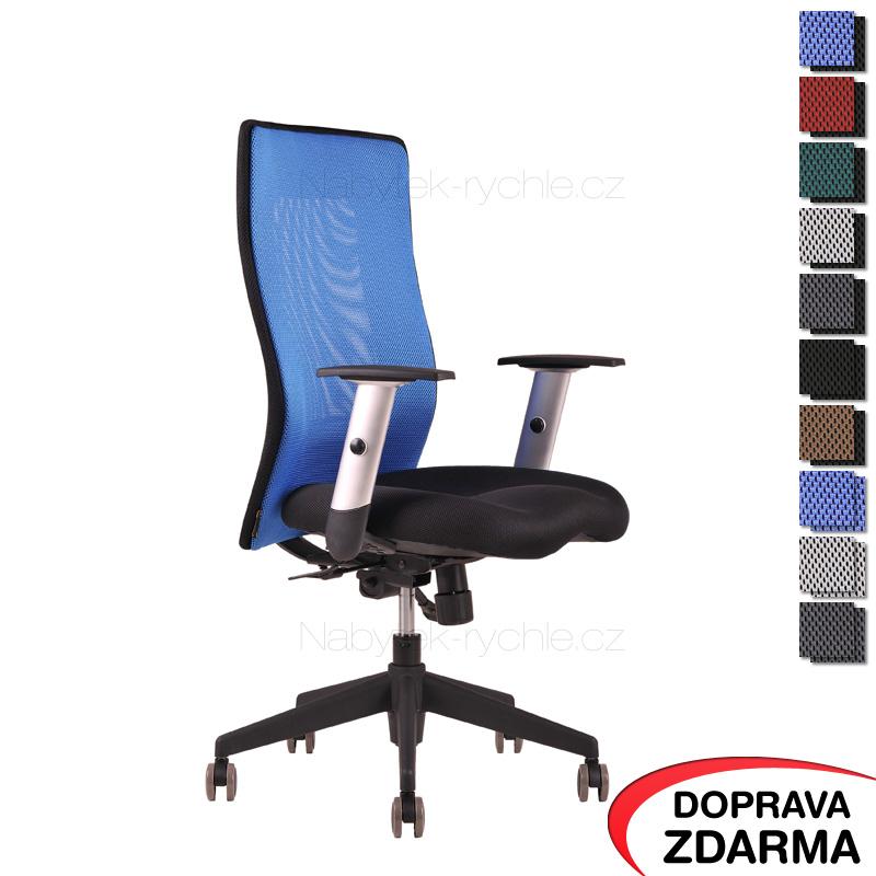 Židle Calypso Grand Modrá