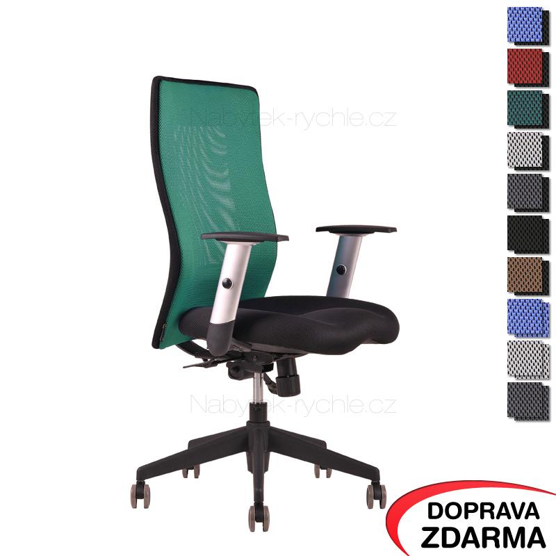 Židle Calypso Grand Zelená