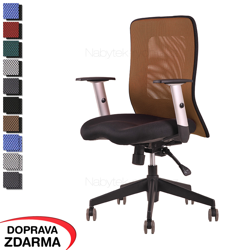 Židle Calypso Hnědá
