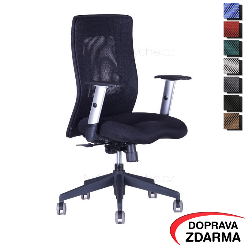 Židle Calypso XL BP Černá