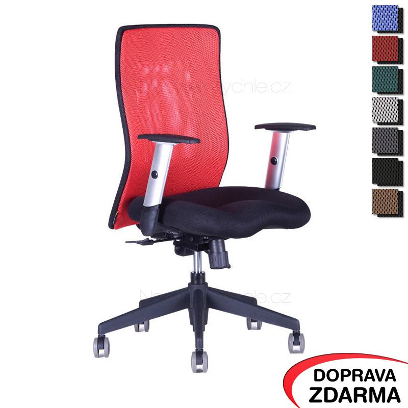 Židle Calypso XL BP Červená