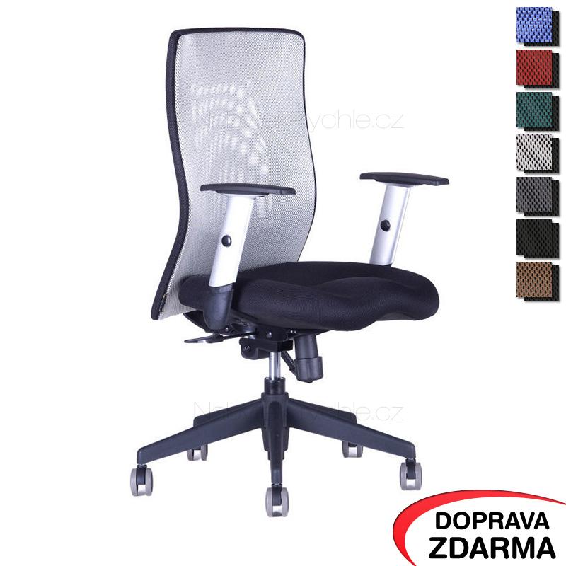 Židle Calypso XL BP Šedá