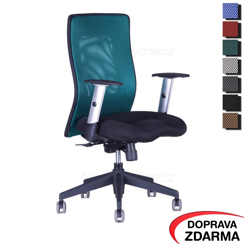 Židle Calypso XL BP Zelená