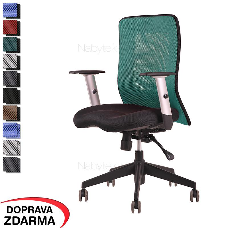 Židle Calypso Zelená