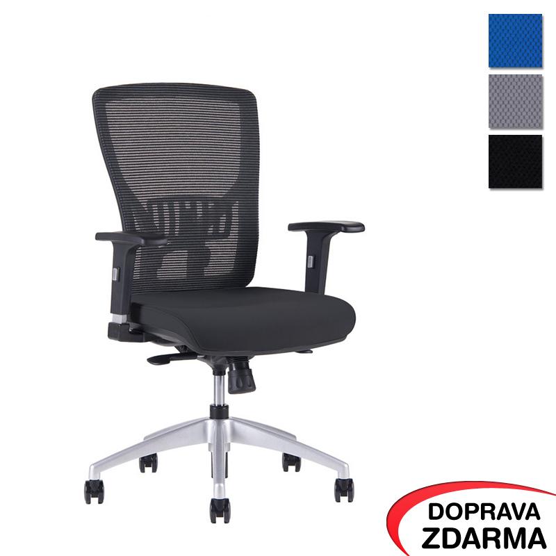 Židle Halia Mesh Černá