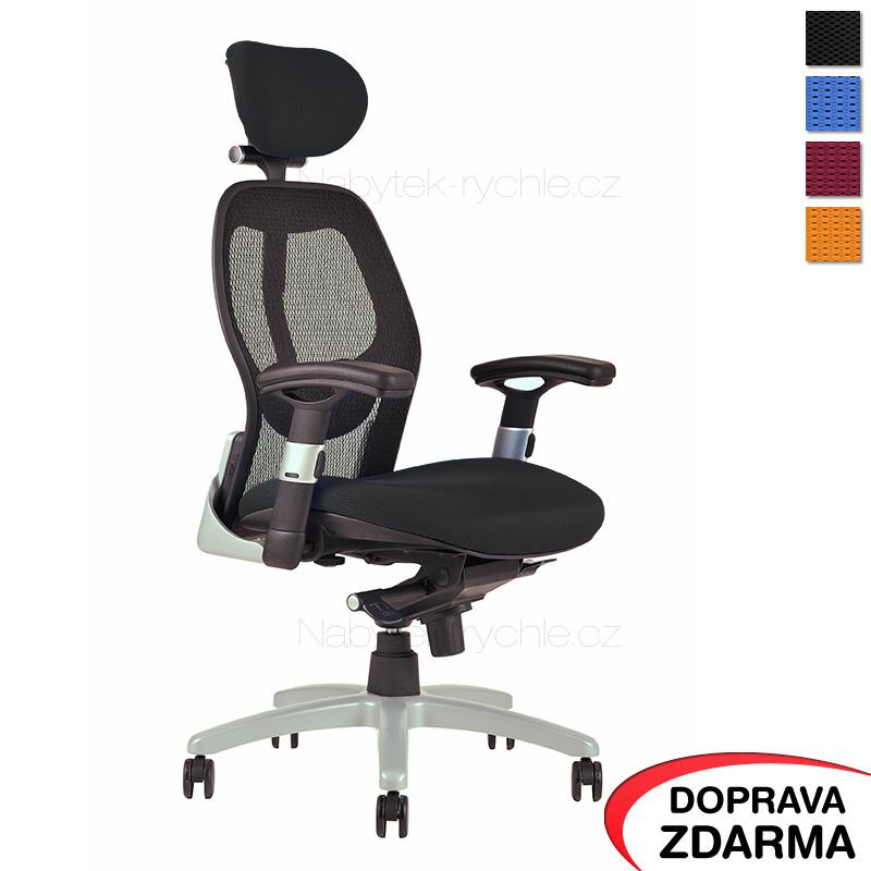 Židle Saturn Černá