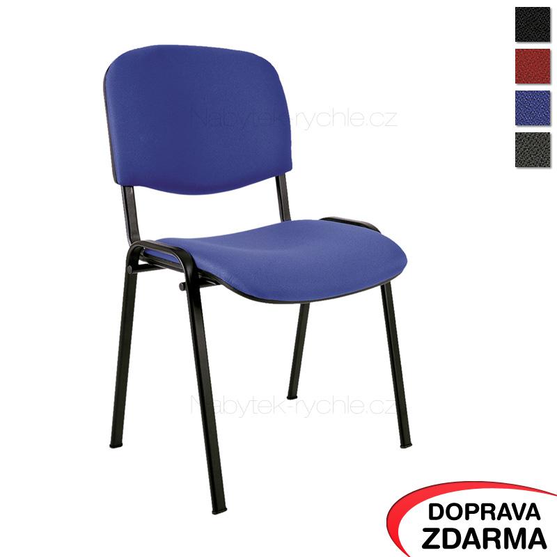 Jednací židle Taurus modrá