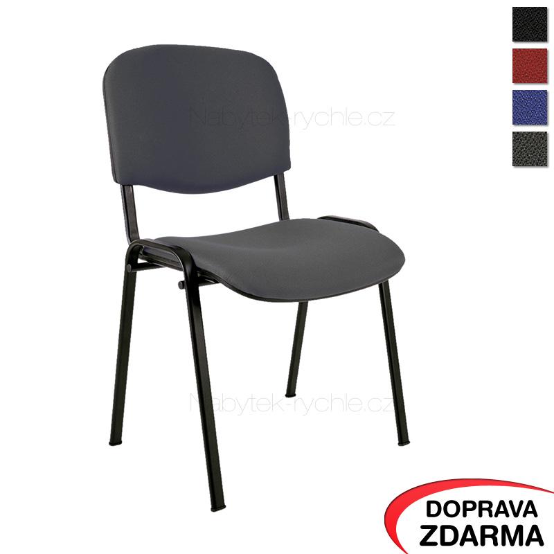 Jednací židle Taurus šedá