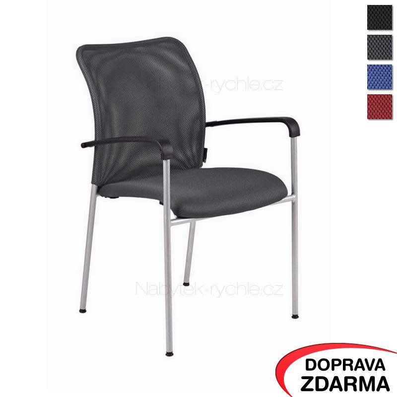 Židle Triton Gray šedá